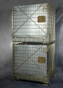 Containers Grillagés